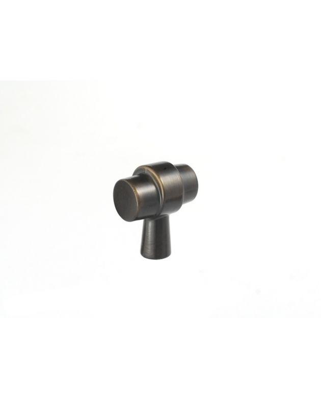 Primitive Knob Oil Rubbed Bronze