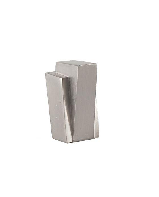Arroyo Small Knob 3/4 Inch Satin Nickel