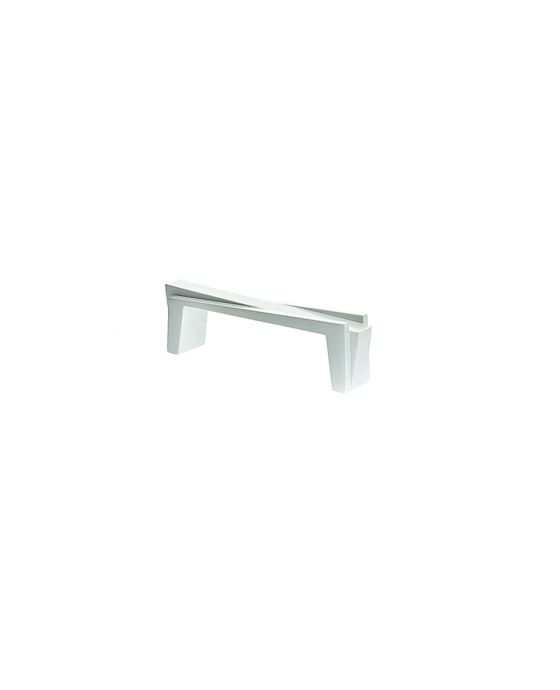 Arroyo Small Pull 3 3/4 Inch (c-c) White