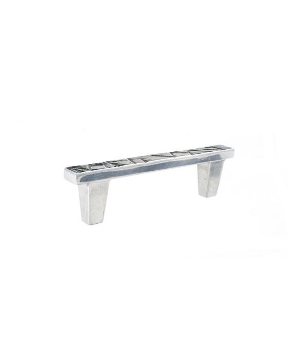 Jeff Goodman Pull 3 Inch (c-c) Polished Aluminum