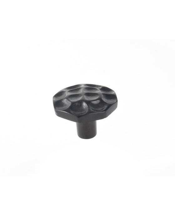 Pomegranate Round Knob 1 1/4 Inch Oil Rubbed Bronze