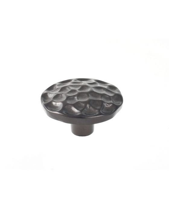 Pomegranate Round Knob 1 3/4 Inch Oil Rubbed Bronze