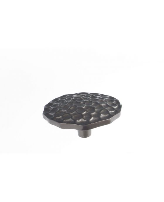 Pomegranate Round Knob 2 1/2 Inch Oil Rubbed Bronze