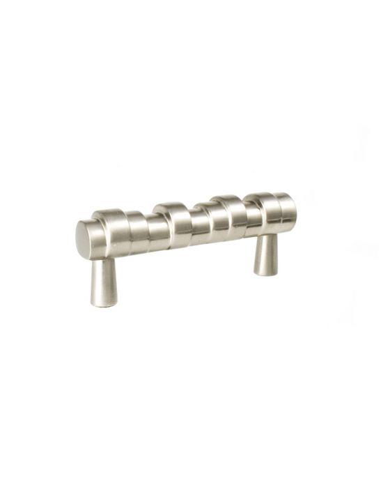 Primitive Pull 3 Inch (c-c) Satin Nickel
