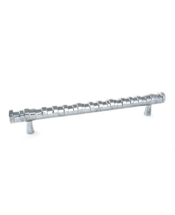 Primitive Pull 13 Inch (c-c) Polished Aluminum