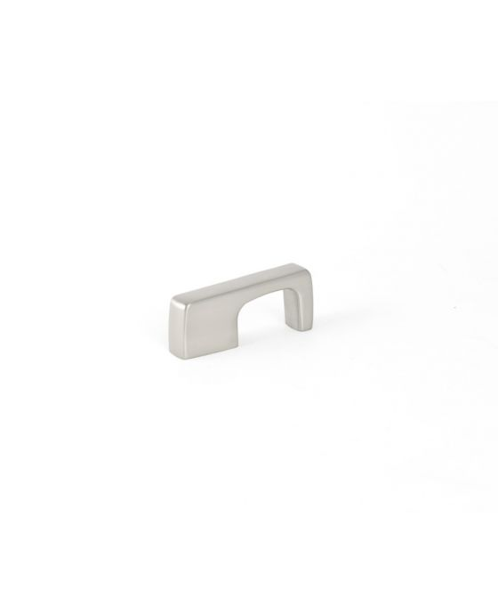 Rise Small Pull 2 Inch (c-c) Satin Nickel