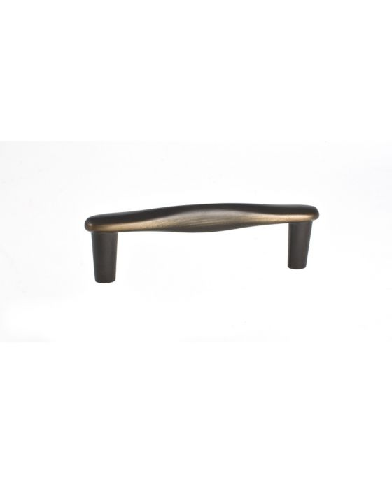 Series 3 Pull 3 3/4 Inch (c-c) Oil Rubbed Bronze