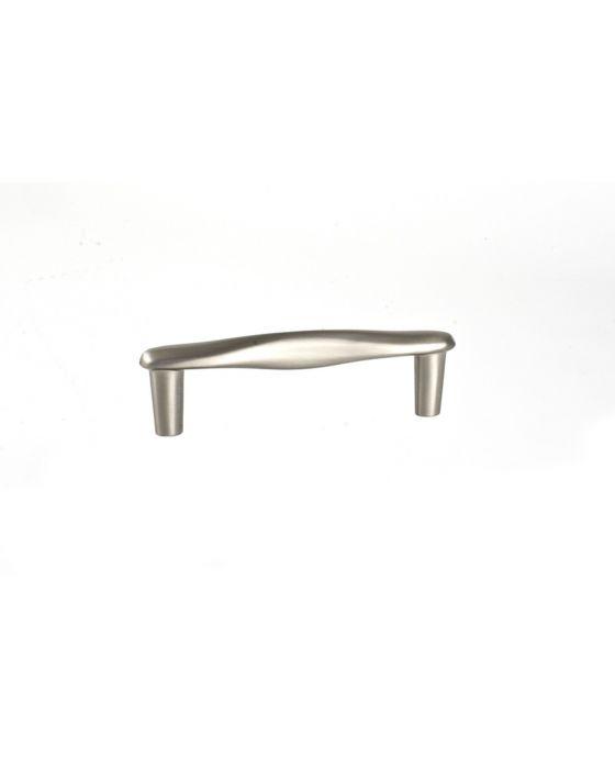 Series 3 Pull 3 3/4 Inch (c-c) Satin Nickel