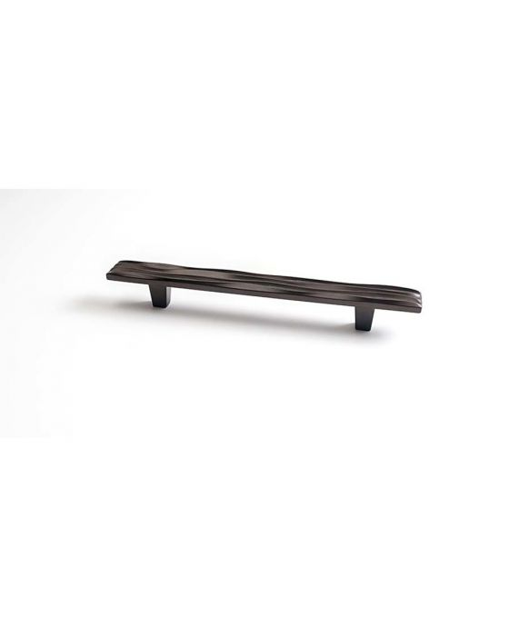 Wave Pull 6 Inch (c-c) Oil Rubbed Bronze