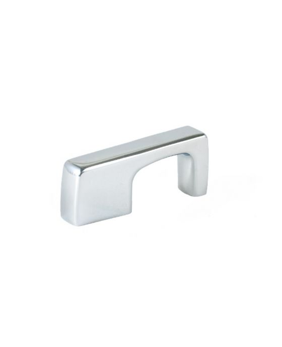 Rise Small Pull 2 Inch (c-c) Polished Chrome